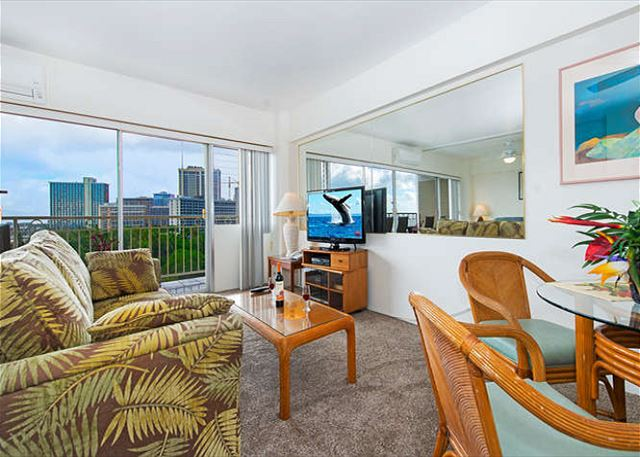 Enjoy TV and the Tradewind Breeze with More Views