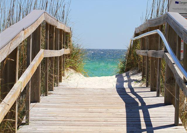 Sugar White Beaches and Emerald Green Waters. Florida's Best Kept Secret - Okaloosa Island.