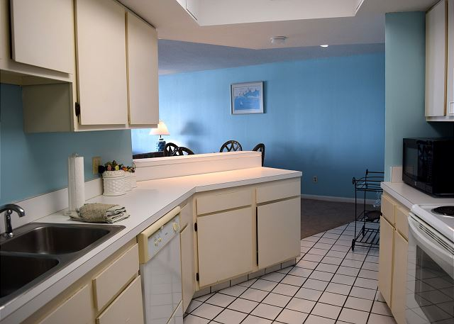 Such soothing colors in this unit.