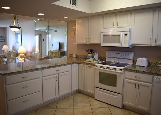 Not like the El Matador of old. These remodeled units with the open kitchens keep everyone in the room!
