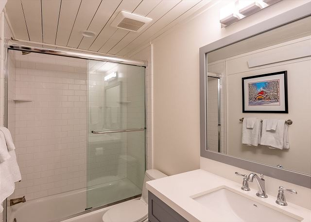 First Bathroom