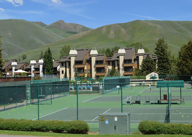 Sun Valley Tennis Courts