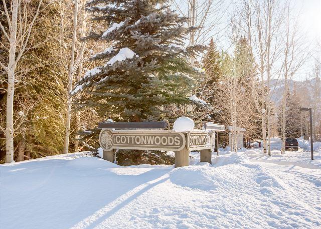 Cottonwood Complex Winter