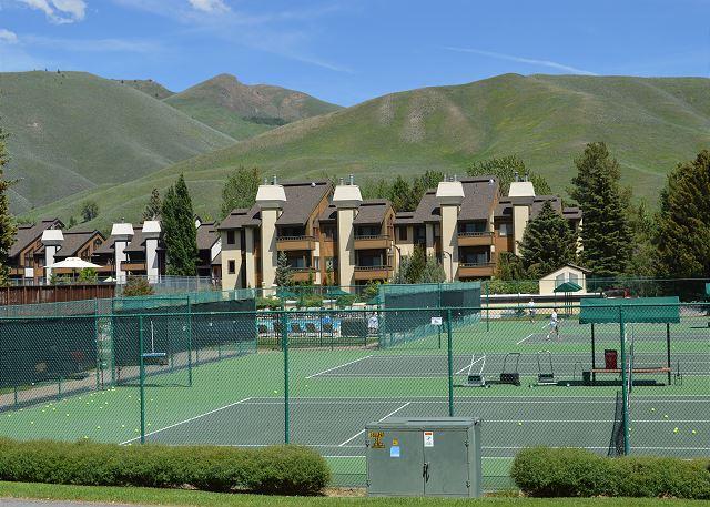Sun Valley Tennis Courts