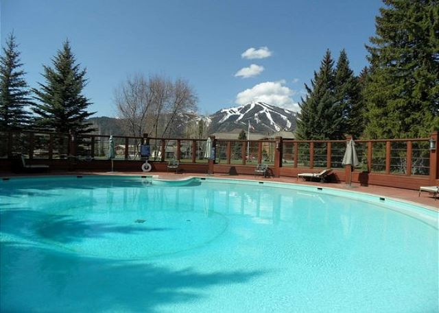 Sun Valley Resort Pool