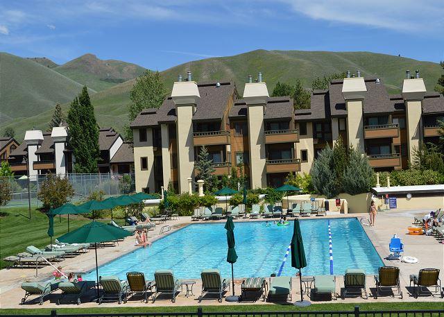 Sun Valley Olympic Pool