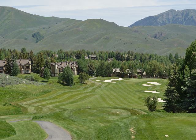 Elkhorn Resort Golf Course