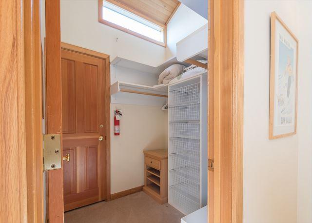 Loft Closet