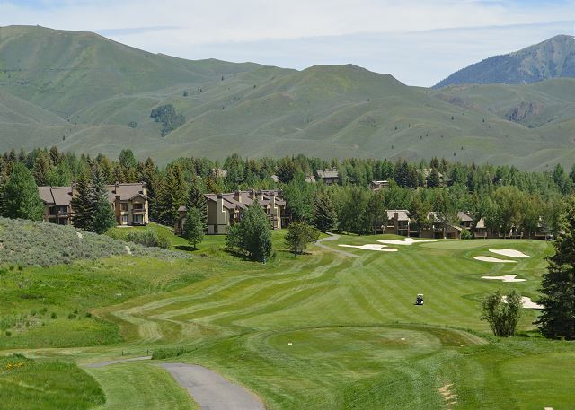 Elkhorn Resort Golf