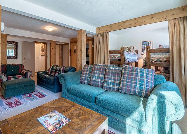 Living Room and Bunks