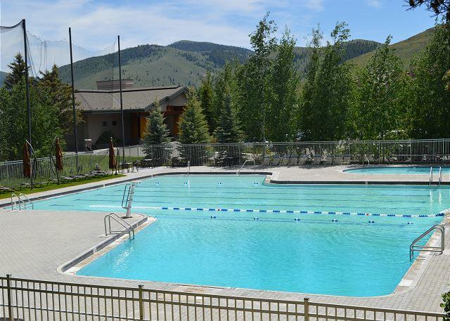 Harker Center Pool