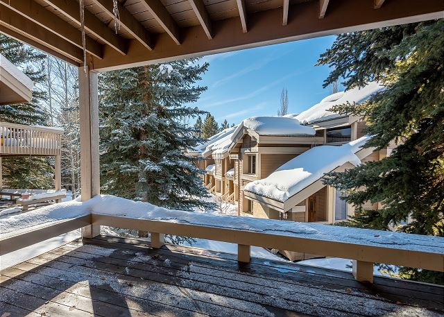 Lower Deck Winter