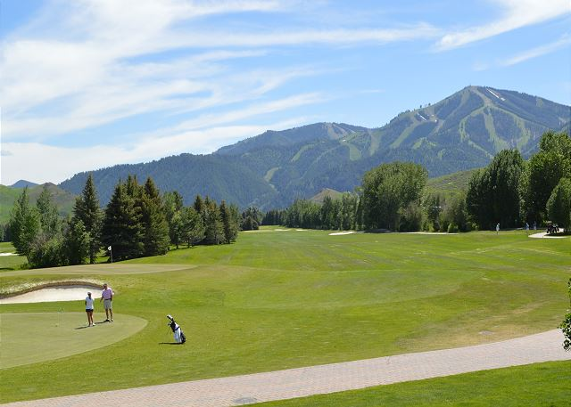 Sun Valley Golf Course