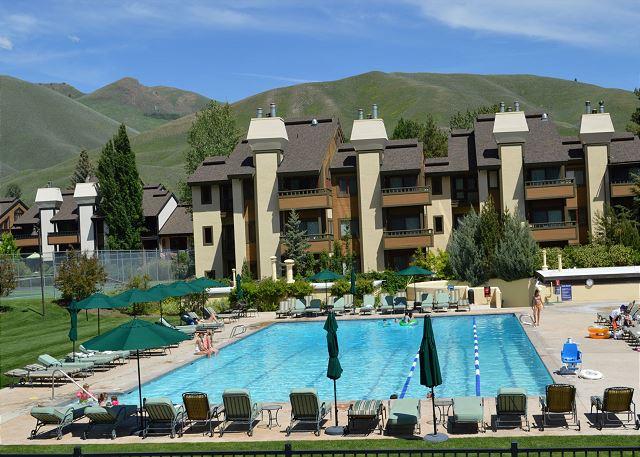 Sun Valley Resort Olympic Pool