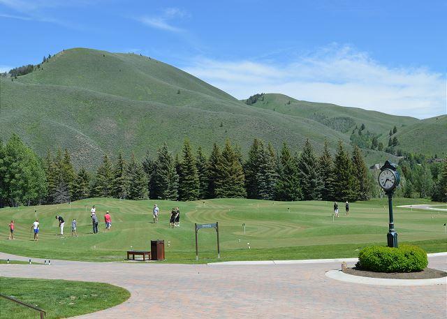 Sun Valley Resort Golf