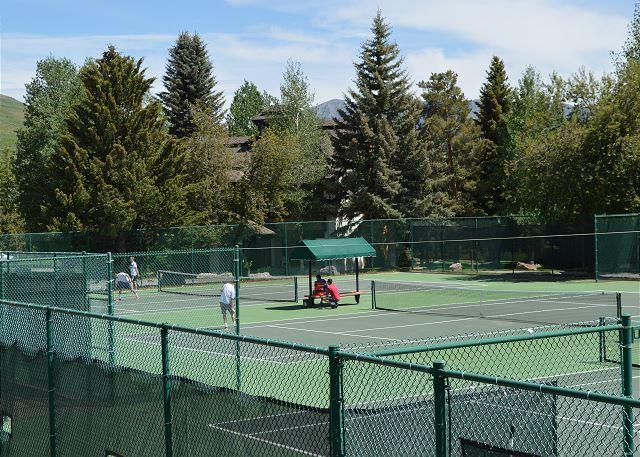 Sun Valley Resort Tennis