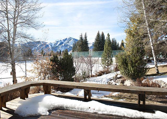 Deck Winter
