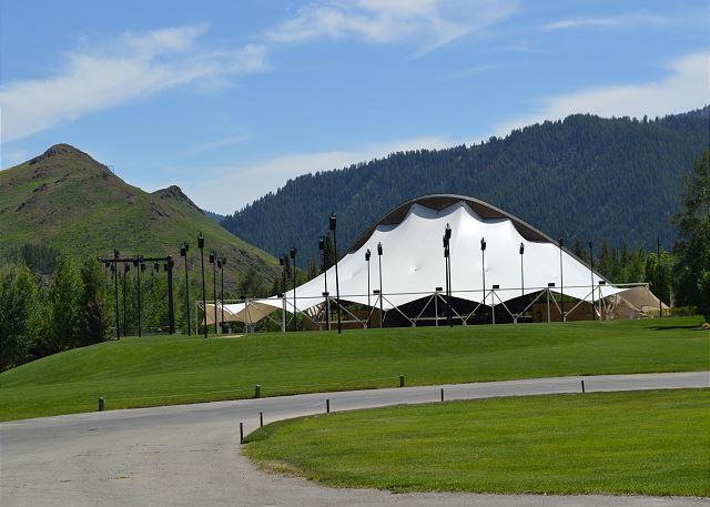 Sun Valley Resort Pavilion