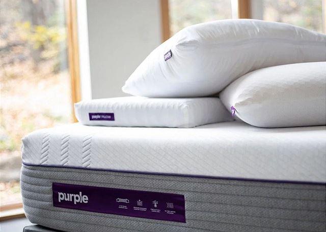 Purple Brand Mattress