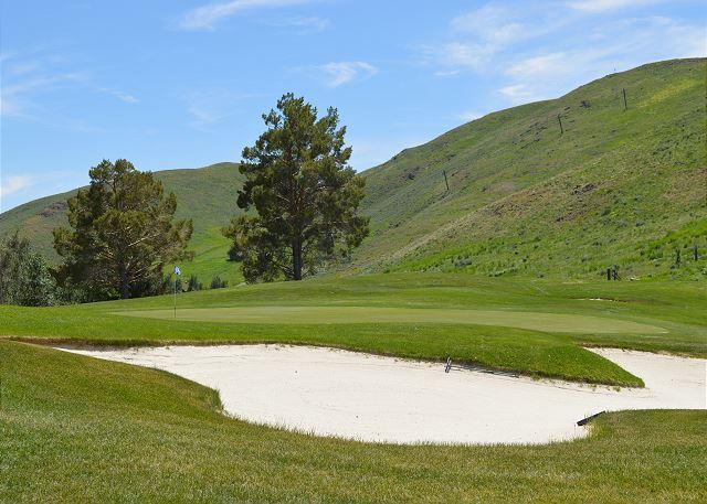 Elkhorn Resort Golf