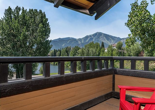 Baldy Views From Deck