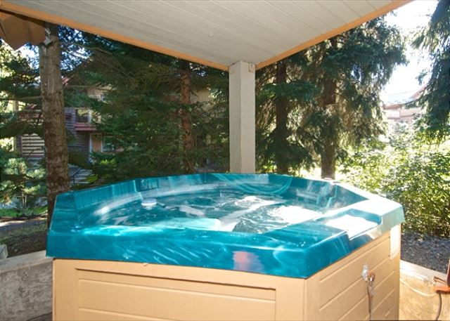 """""""Beautiful property in the heart of Whistler. The BBQ and Private hot tub was an incredible luxury, excellent value!"""""""