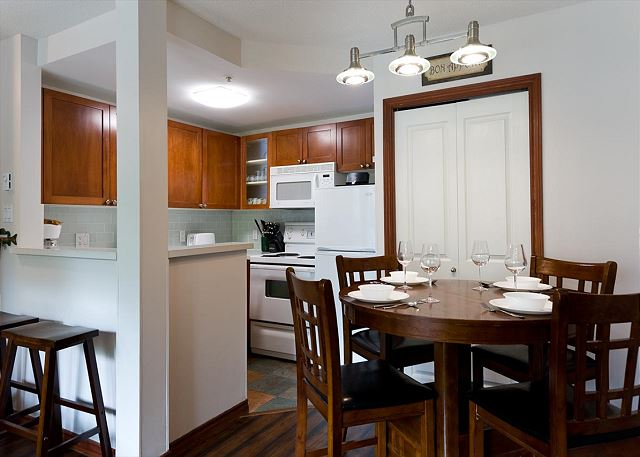 """""""Great unit. We really appreciated that the kitchen was so well stocked, it made dining in an easy option"""""""
