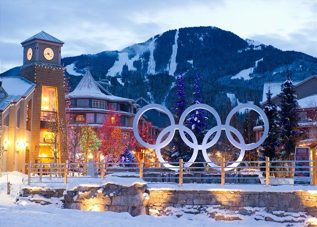 Whistler hosted the world during the 2010 Winter Olympic Games, I have never been prouder to be Canadian.