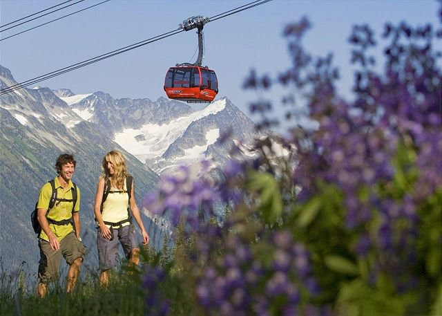 Whistler is best known as a winter wonderland but locals will tell you that summer is even better.