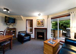 69 Glaciers Reach, a 2br with hot tub & pool in Whistler Village