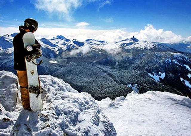 Where do you want to ride today? With 37 lifts and over 8000 acers of terrain the options are endless.