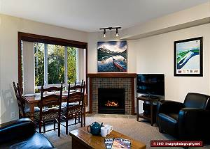 76 Glaciers Reach, a 2br with hot tub & pool in Whistler Village
