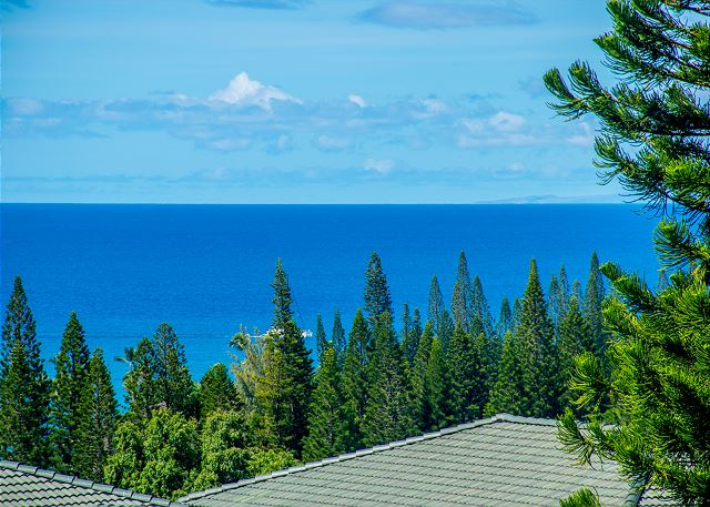 Kapalua Golf Villa 25T4 Gold Ocean View