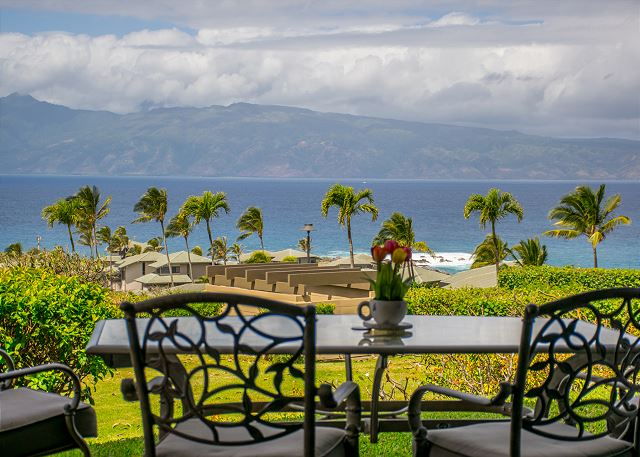 Kapalua Ridge Villa 2614 Gold Ocean View
