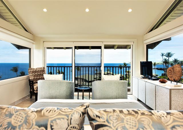 Kapalua Bay Villa 12B2 Gold Ocean View