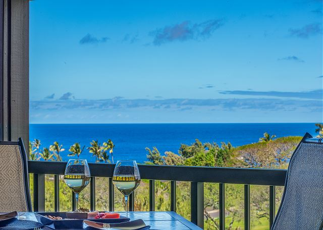 Kapalua Ridge Villa 621 Gold Ocean View