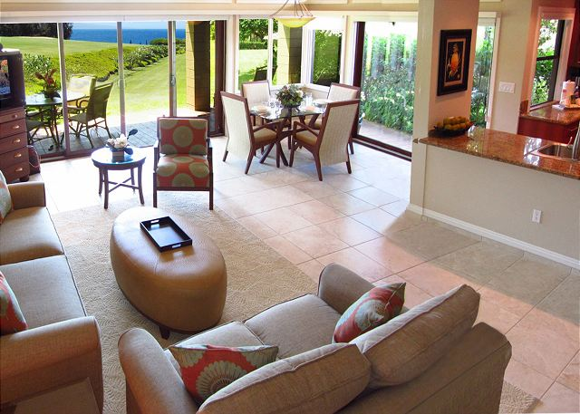 Kapalua Ridge Villa 1214 Gold Ocean View