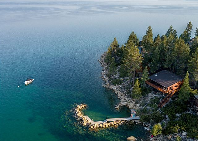 Tahoe Lake Front Estate