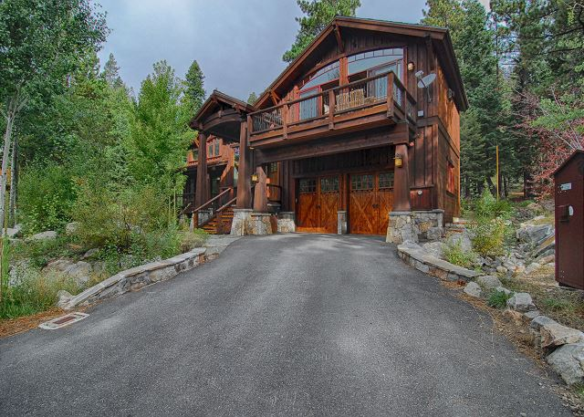 Beautiful Alpine Meadows home in Lake Tahoe, ID#224837