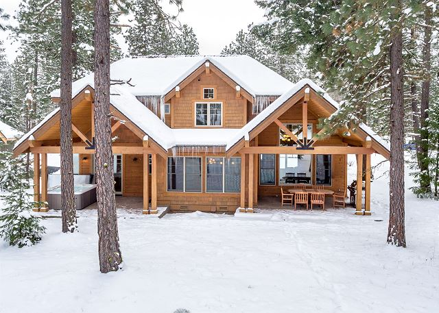 Luxurious Pine Cone Lodge in Suncadia!