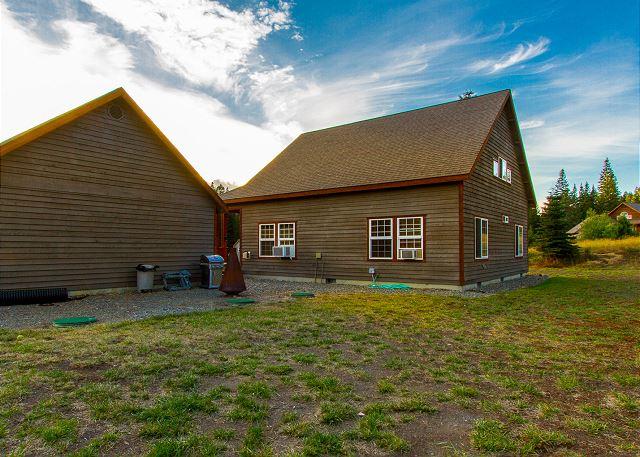 Wintergreen lodge roslyn ridge lake cle elum for Cle elum lake cabins