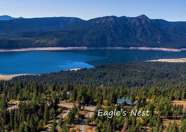 Eagle 39 s nest lake cle elum roslyn for Cle elum lake cabins