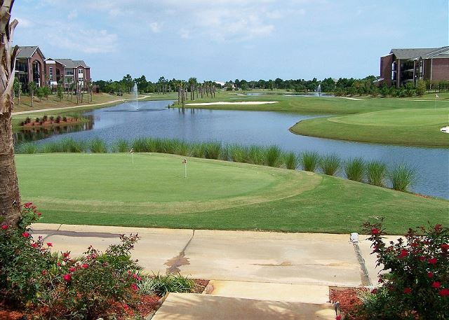 View of Golf Course #2
