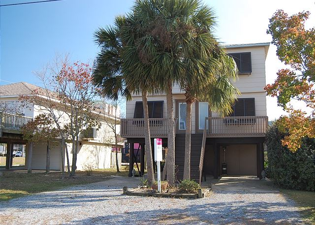 Three Palms West Front