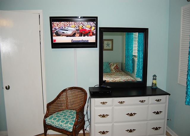Bedroom #2 TV