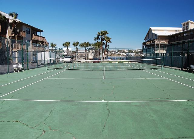 Lei Lani Village Tennis Court