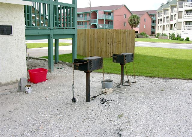Outside Grills