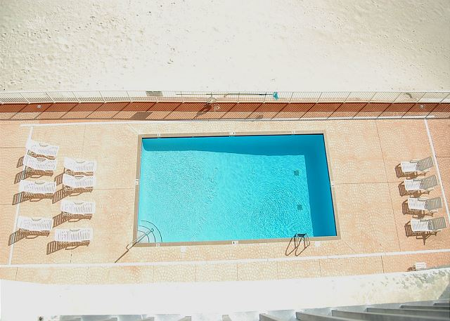 Balcony Pool View