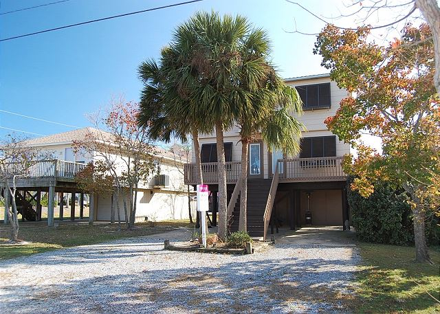 Three Palms East Front