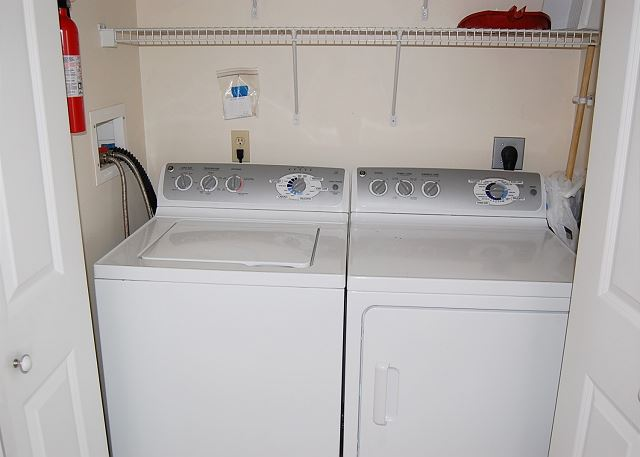 Washer & Dryer
